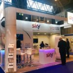 Sky UK at The Care Show