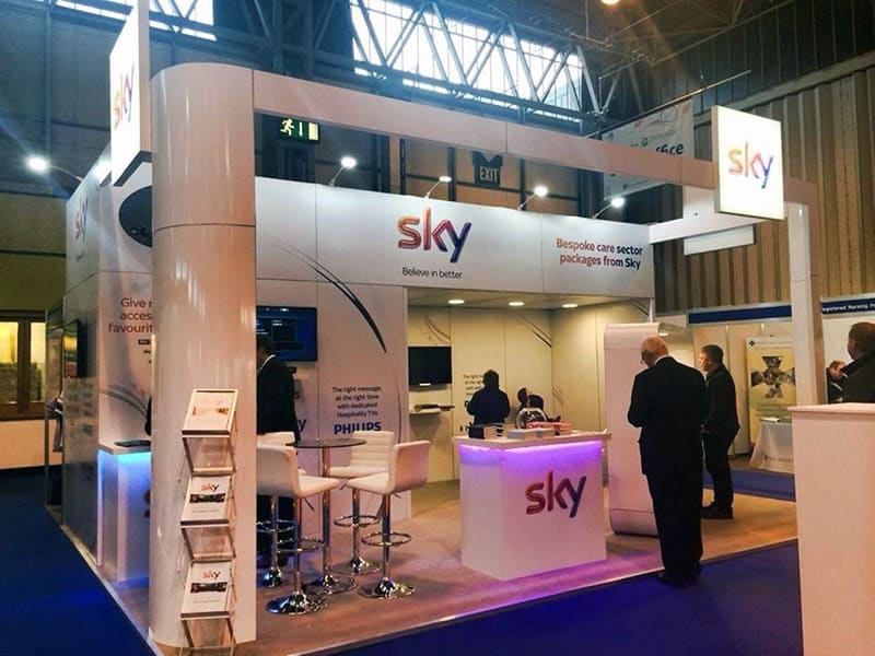 SKY at The Care Show