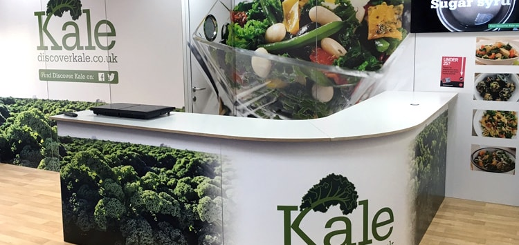 Discover Kale at BBC Good Food Winter Show