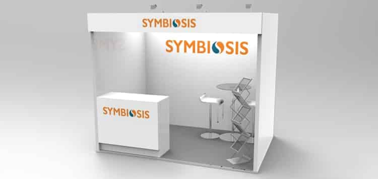 Symbiosis Shell the quality alternative to exhibition shell scheme