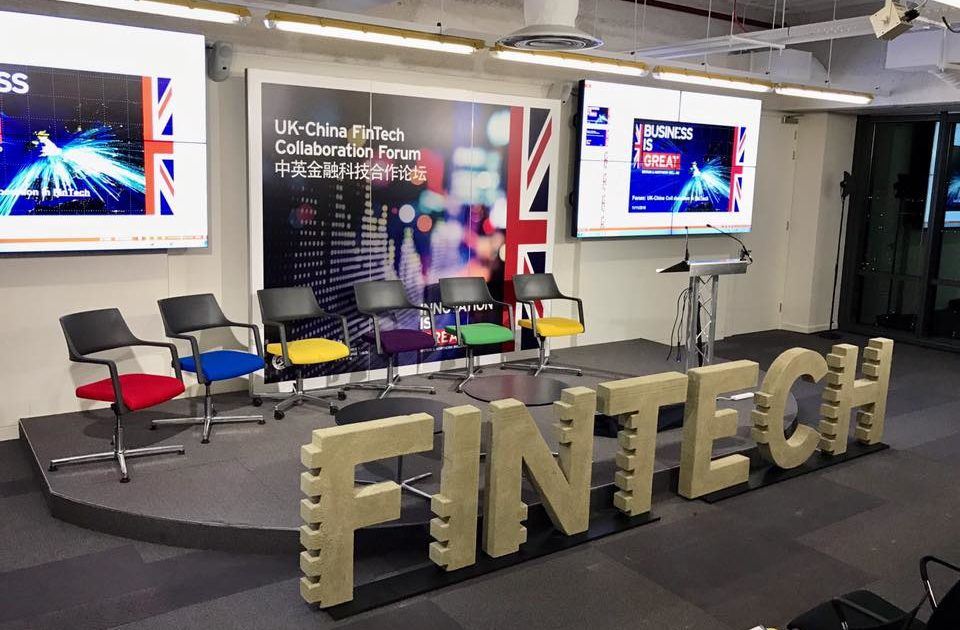 DTI UK-China FinTech Collaboration Forum