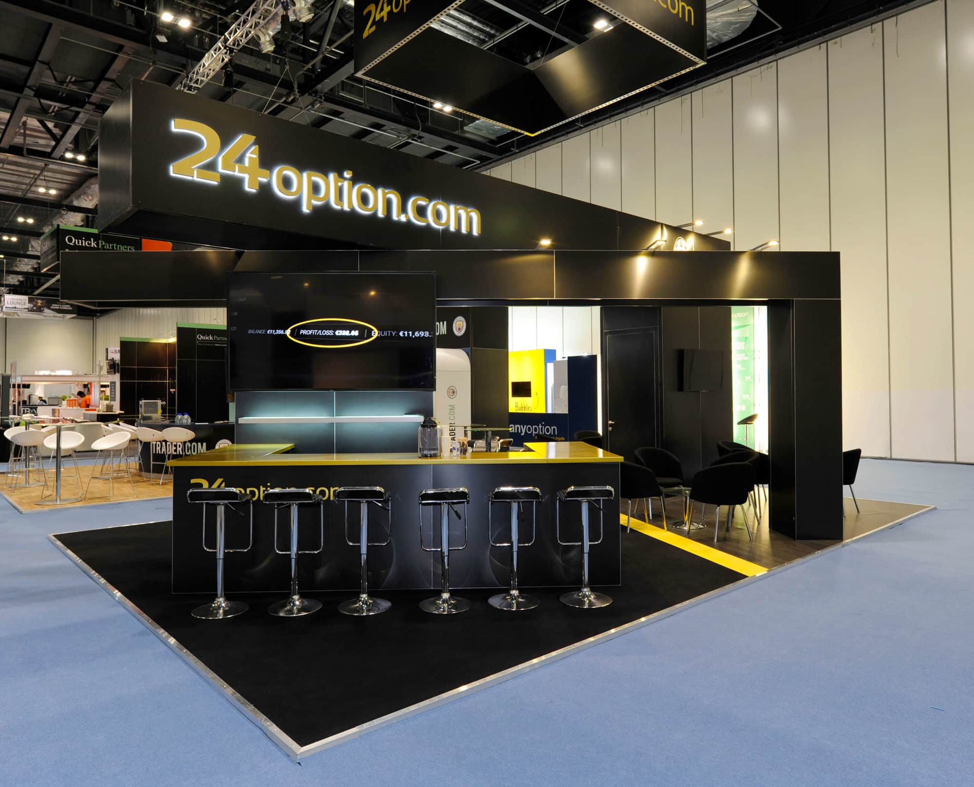 Exhibition Stand 2017 : Bespoke exhibition stands custom designed symbiosis