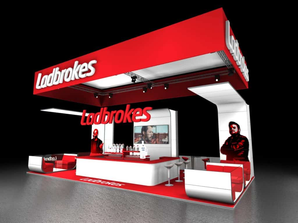 Ladbrokes at London Affiliate Conference