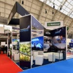 exhibition stand Business Travel Show