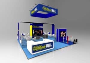 exhibition stand 3D design