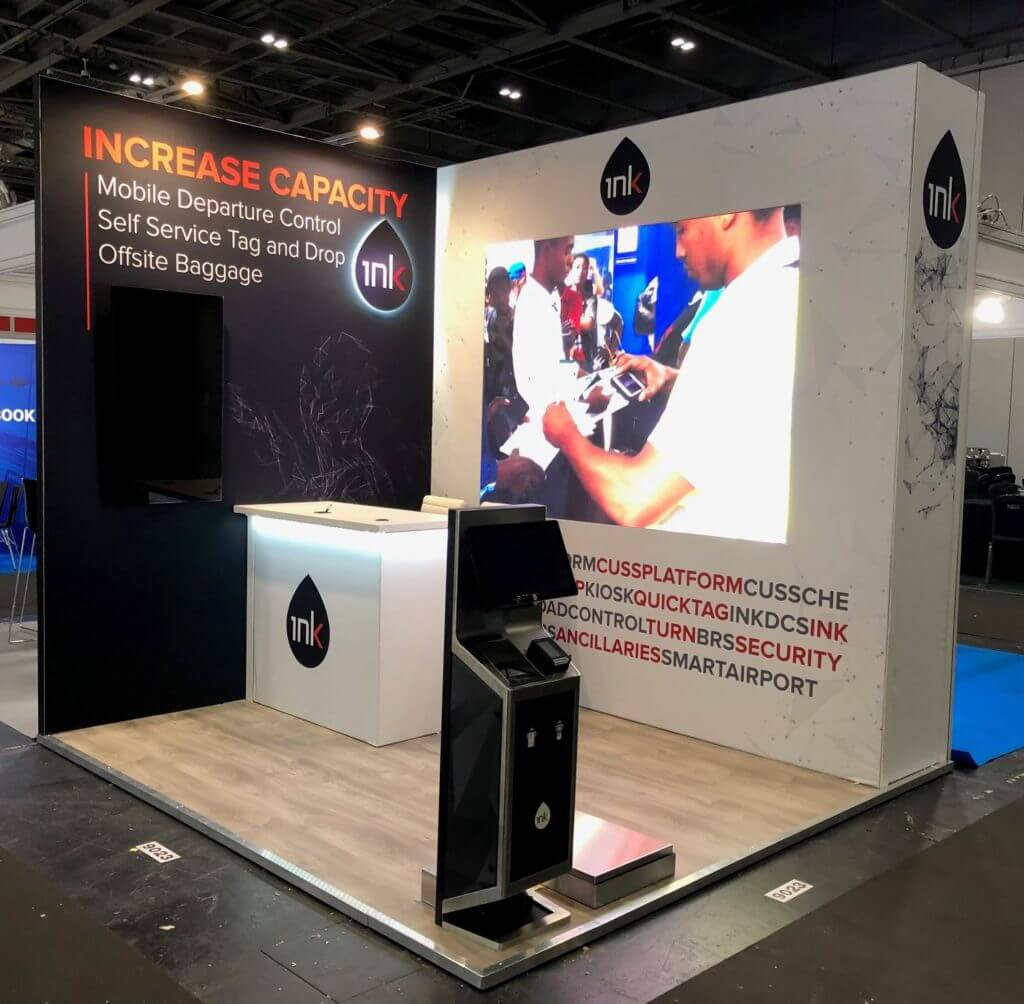 exhibition stand London