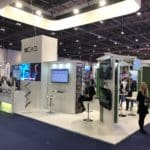 ICAD exhibition stand at IFSEC 2019