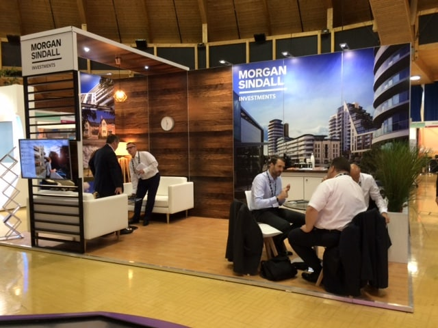 Morgan Sindall at LGA Conference 2019- 6 x 6m