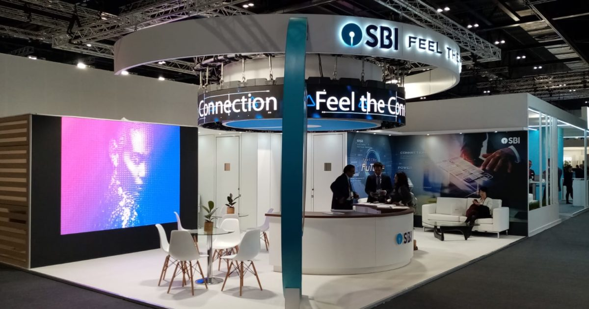State Bank of India at SIBOS 2019