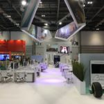 WTM London double decker exhibition stand