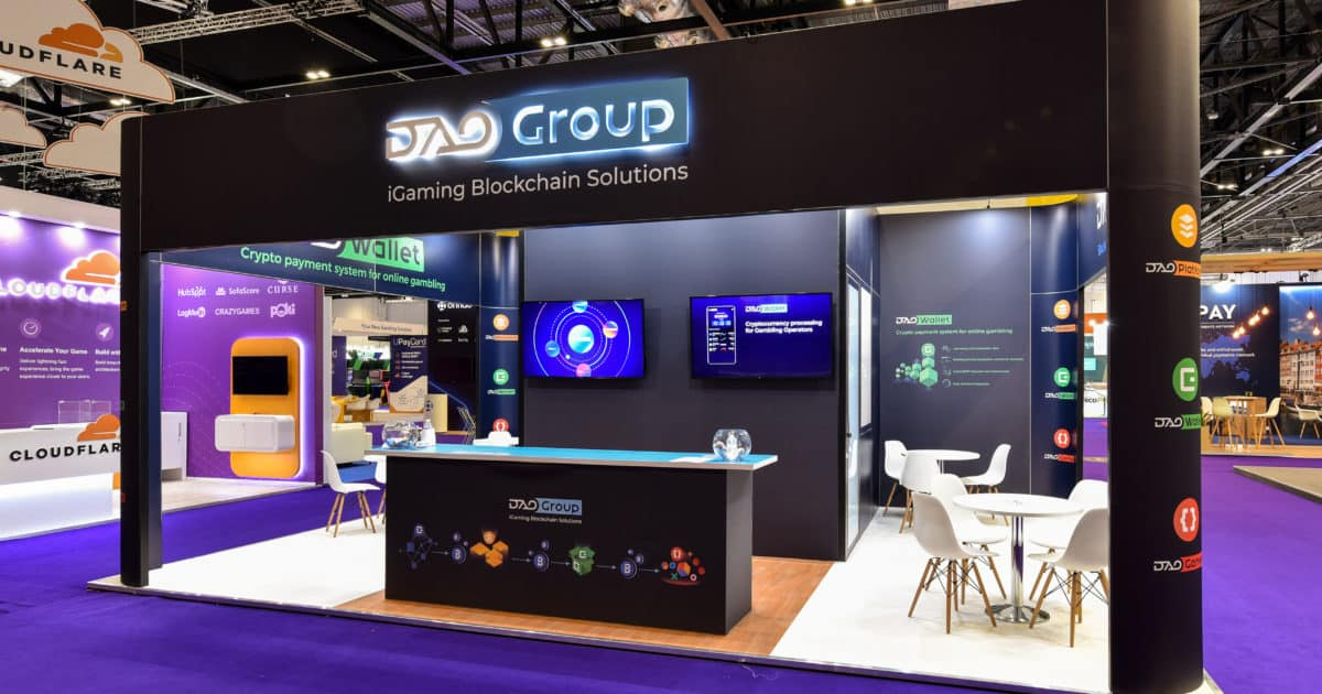 DAO Group at ICE Totally Gaming 2020