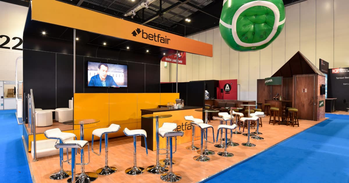 Betfair Paddy Power at iGB Affiliate London 2020