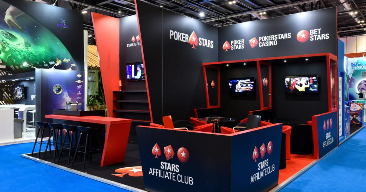 Pokerstars at iGB Affiliate London 2020