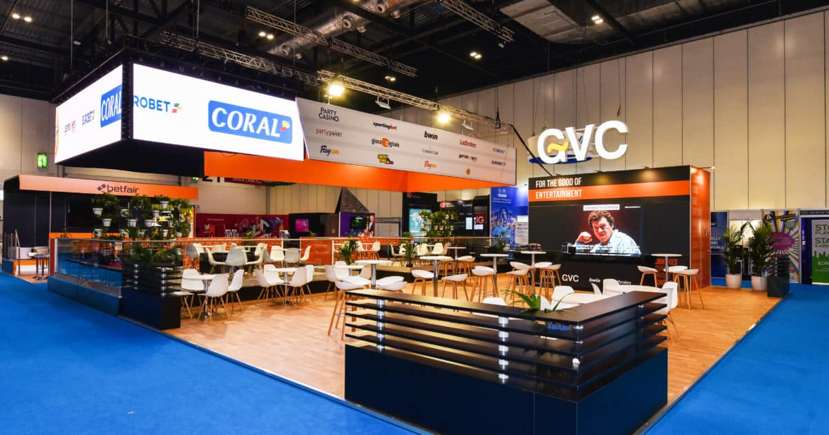 GVC at iGB Affiliate London 2020