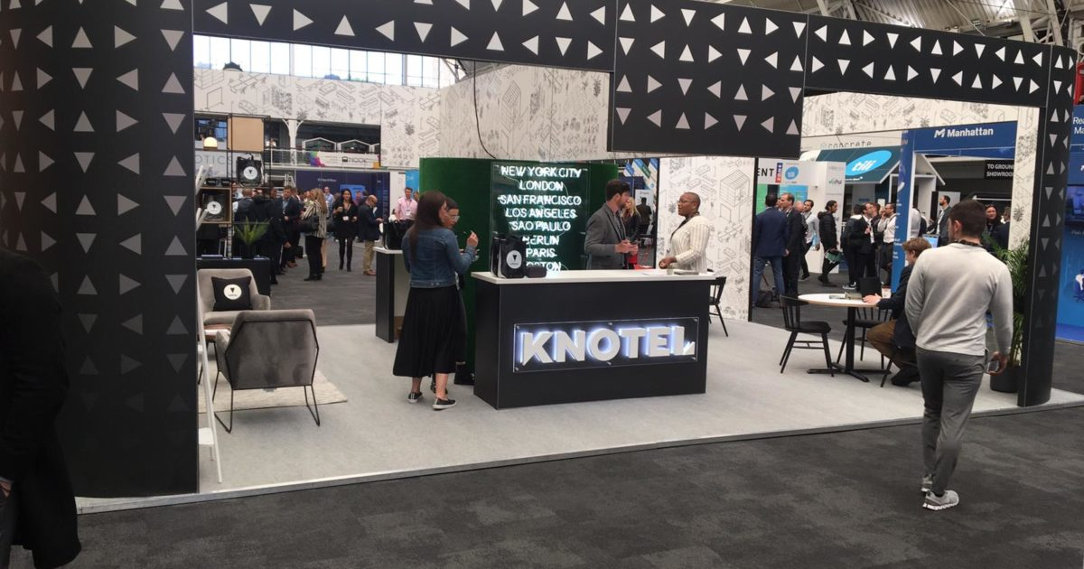 Knotel at Future PropTech 2019
