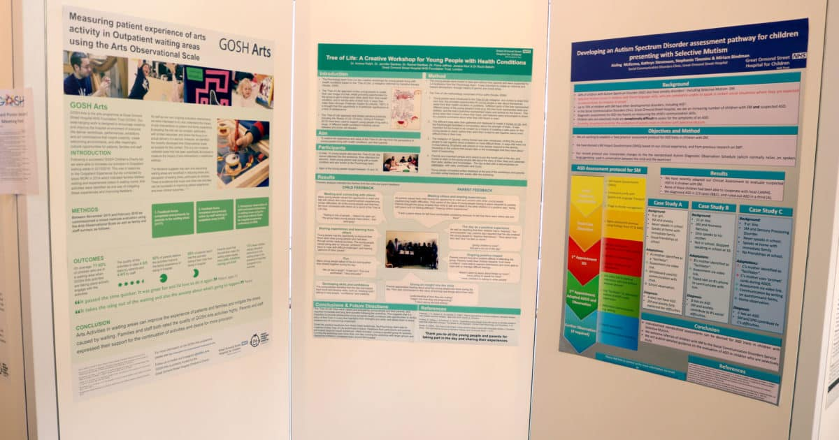 GOSH Conference Academic Poster Exhibition