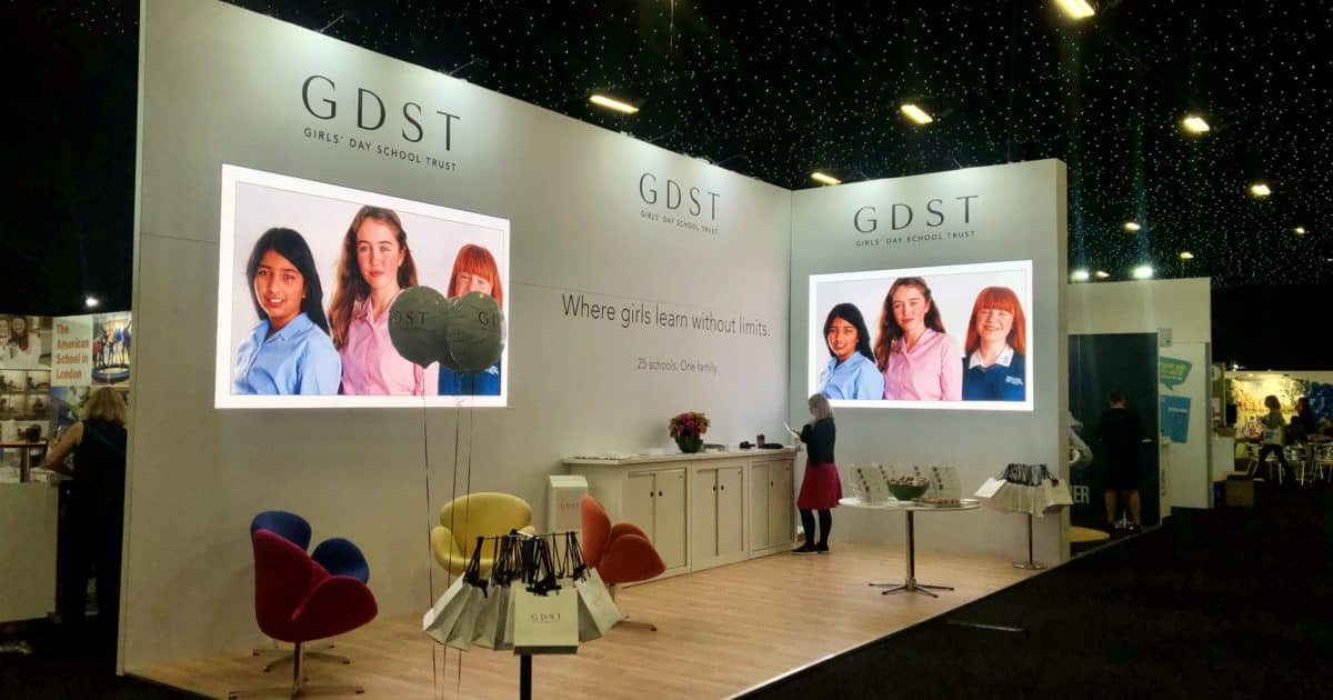 GDST at the Idependent Schools Show 2019