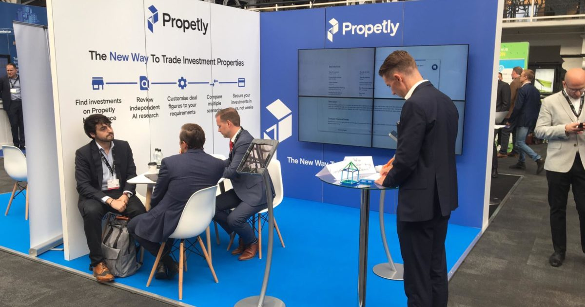 Propetly at Future PropTech 2019