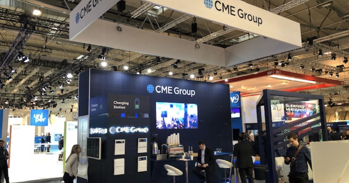 CME Group at E-World Essen