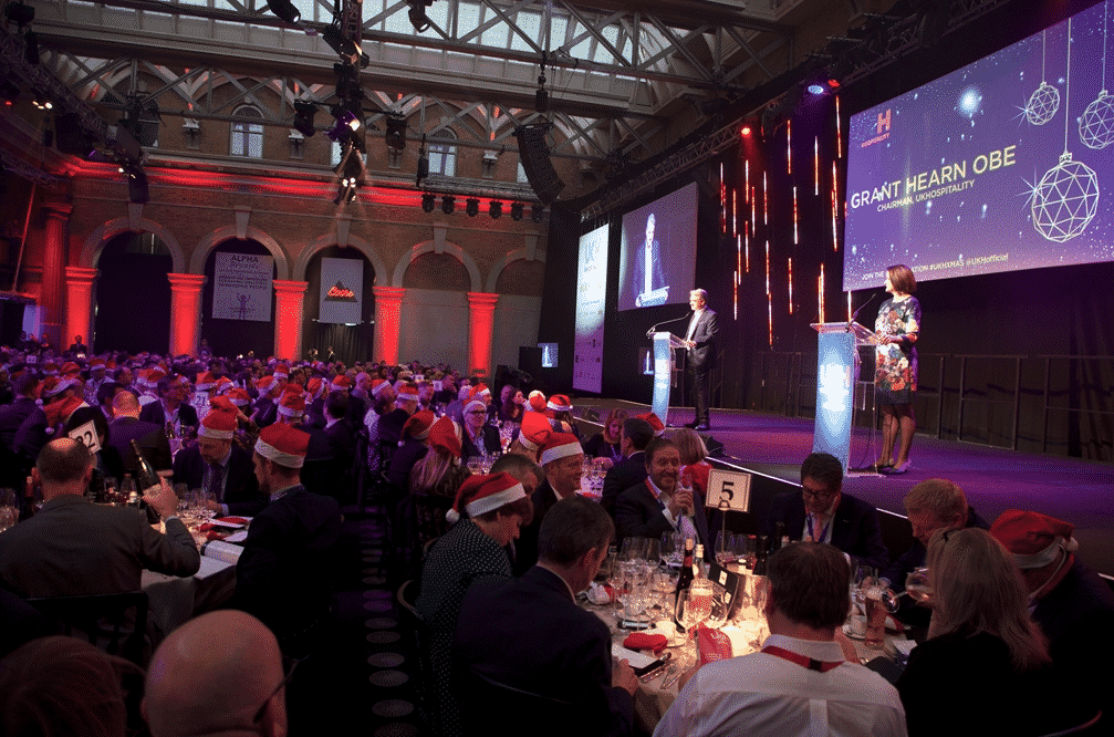 UKH Christmas Lunch 2019 Speeches