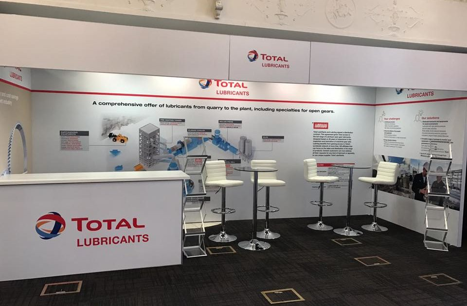 Total at Global CemPro 2017