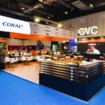 igb live! 2021 large multi level exhibition stand
