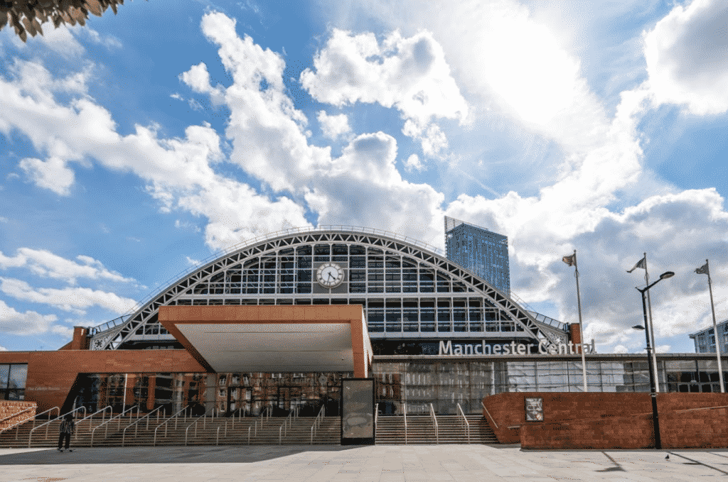 manchester central conference and exhibitions